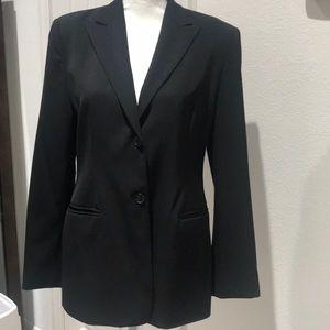 Black Lauren Ralph Lauren Jacket Size 6